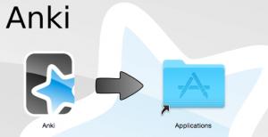 Installation d'Anki sur Mac
